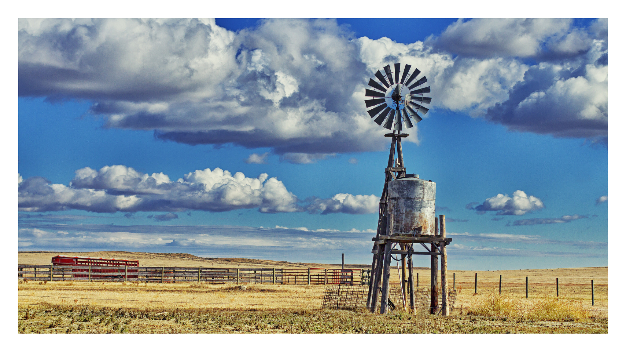 Photograph Old Wind Mill by Brenton Biggs on 500px