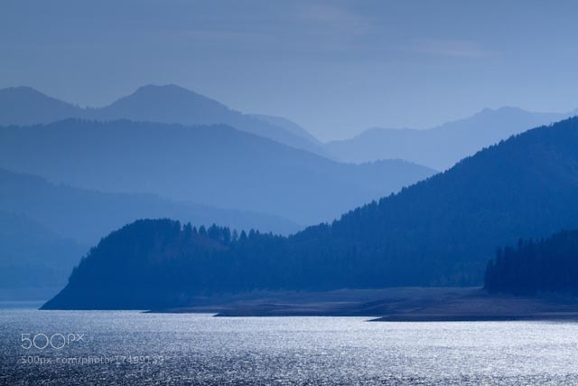 Photograph The Blues by A.M. Ruttle on 500px