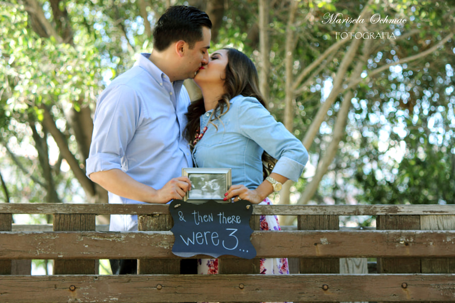 Susana y Armando.. Pregnancy announcement by Marisela Ochmac on 500px.com