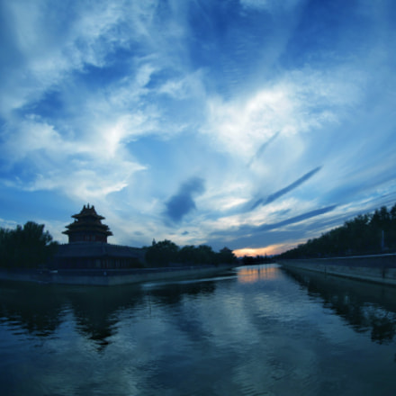china beijing gugong, Canon EOS 6D, Canon EF 8-15mm f/4L Fisheye USM