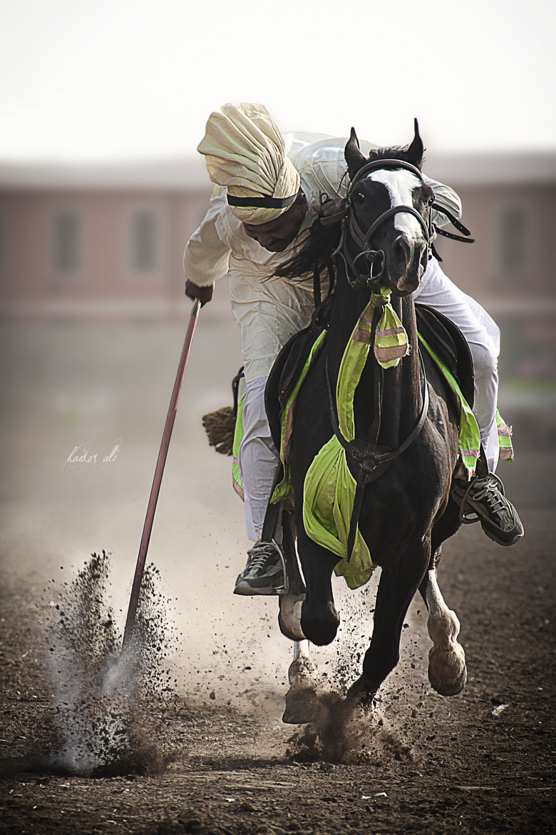 Photograph Speed and Precision  by Haider Ali on 500px