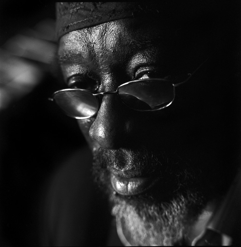 Photograph James Blood Ulmer by Bill Douthart on 500px