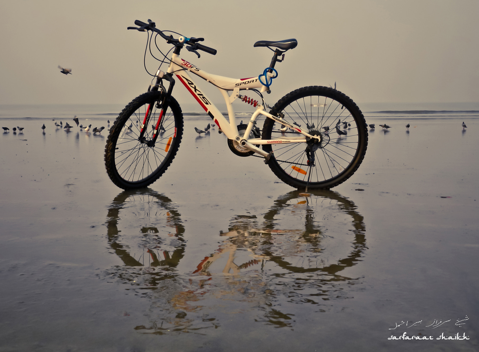Photograph morning walk juhu beach by sarfaraaz shaikh on 500px