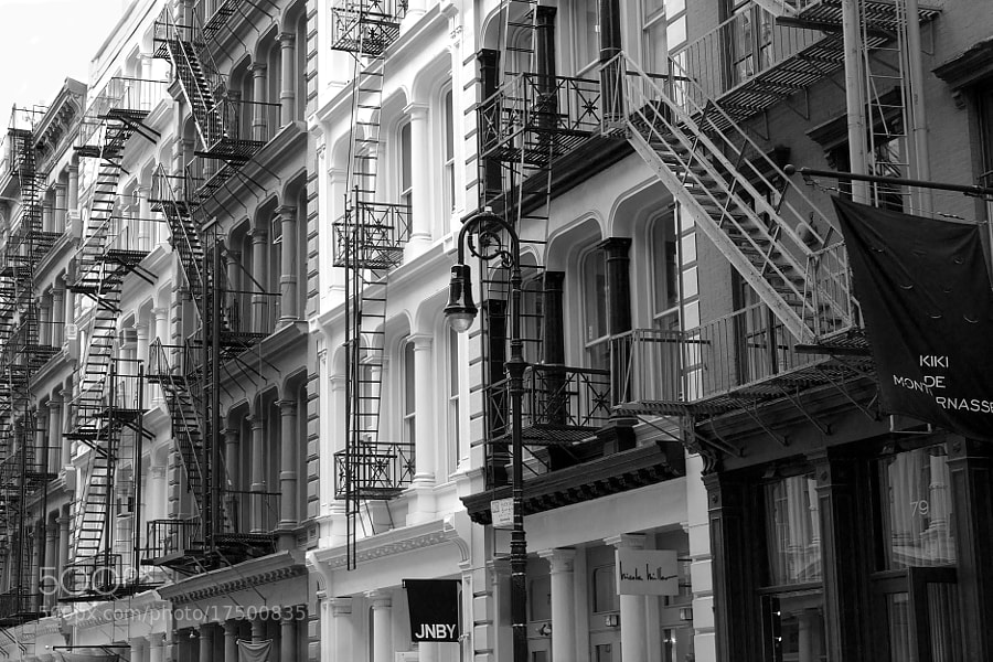 Photograph Soho by Jordi Oller Macia on 500px