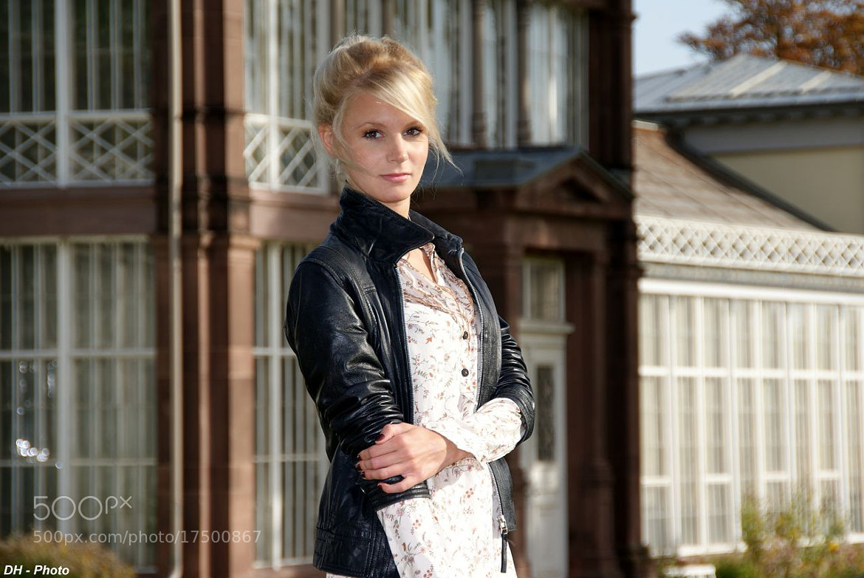 Photograph Beautiful blonde_01 by Klaus Heinemann on 500px