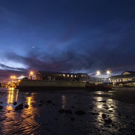 Ancud pier