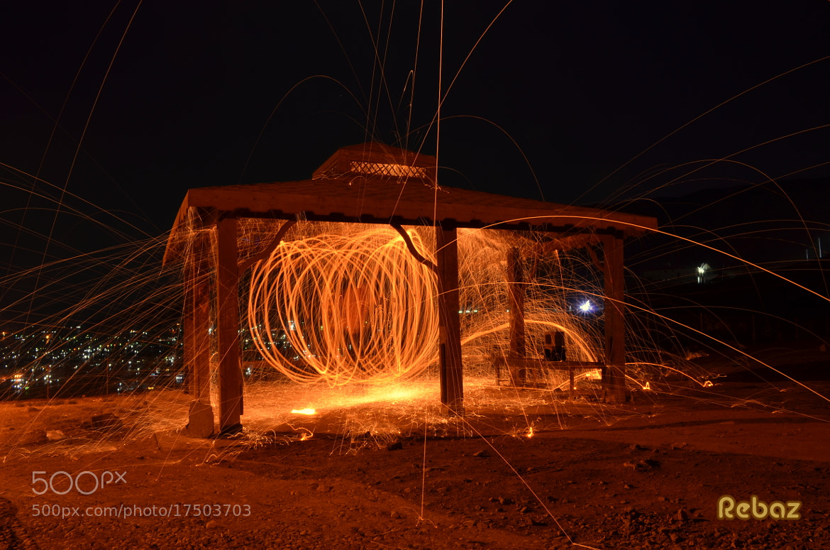 Photograph Steel wool #3 by Rebaz Khoshnaw on 500px