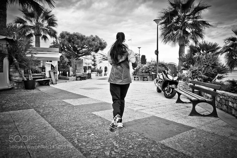 Photograph follow me by Eric Vermeil on 500px