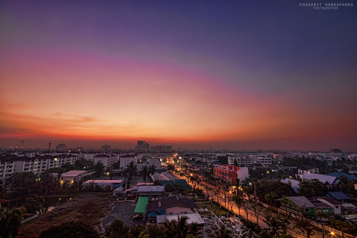 Photograph Suan Thon KMUTT by Chakkrit Wannapong on 500px