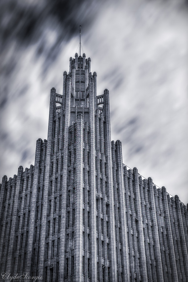 Manchester Unity Building by Clyde Scorgie on 500px.com