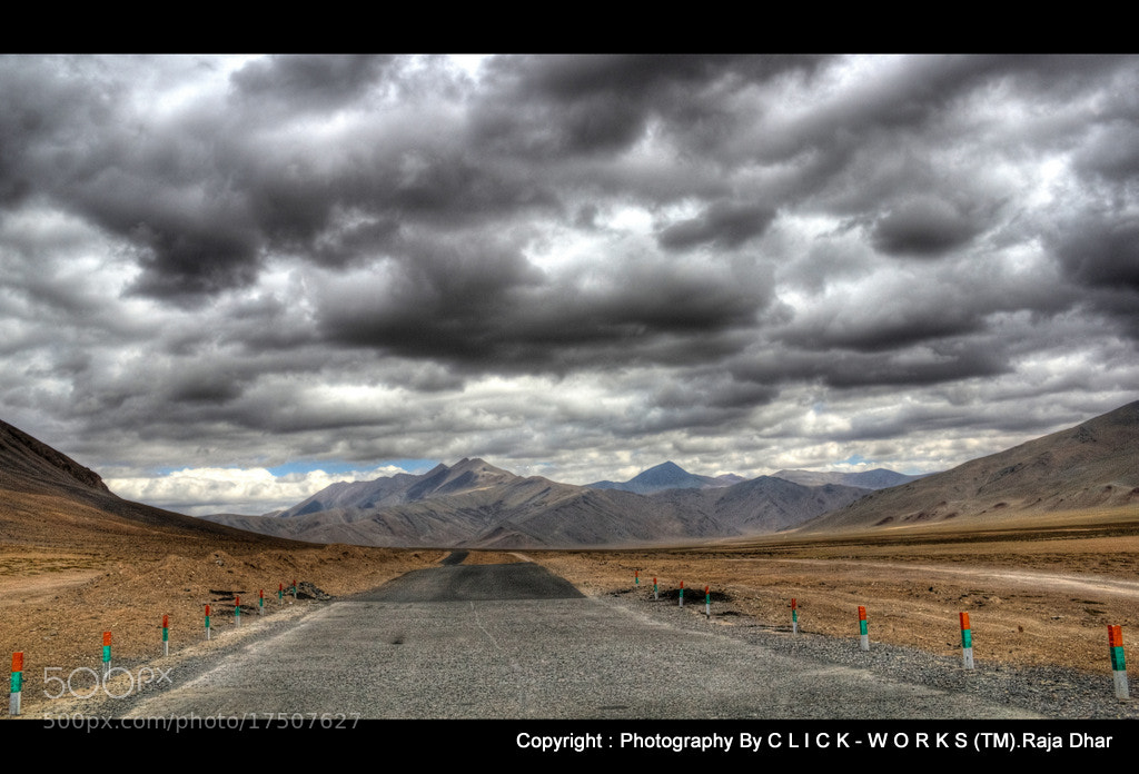 Photograph Moore Plains, Ladakh, India by Raja Dhar on 500px