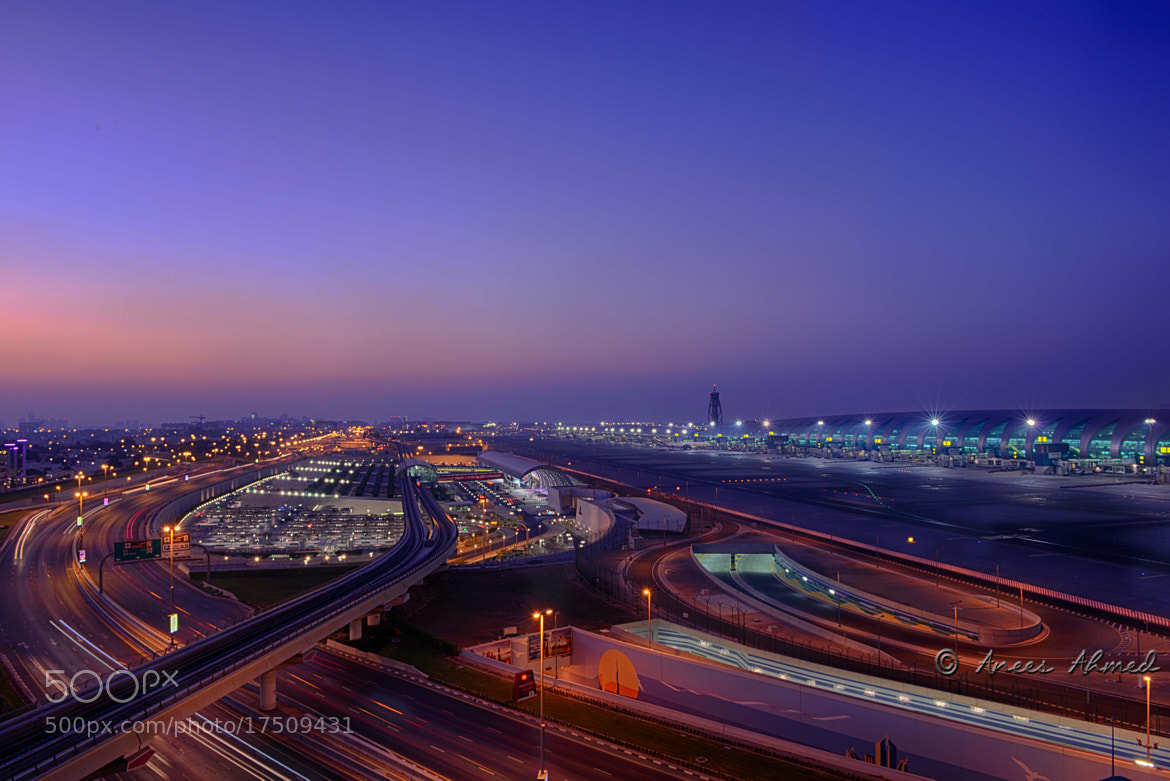 Photograph Airport view by Prince Anis  on 500px