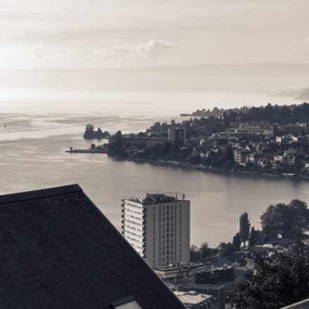Montreux under the sun, Canon EOS 600D, Sigma APO 50-150mm f/2.8 [II] EX DC HSM