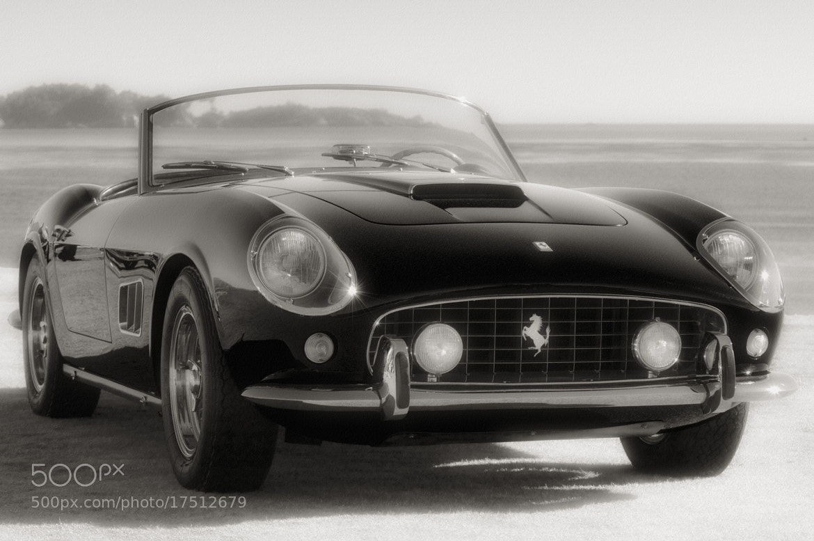 Photograph FERRARI 250 GT CALIFORNIA SPIDER by Duschan Tomic on 500px