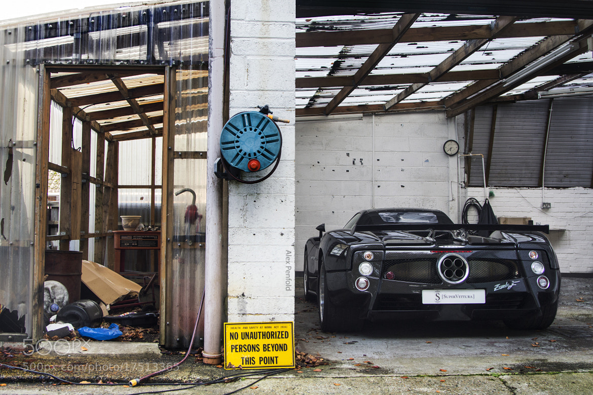 Photograph Barn Find. by Alex Penfold on 500px