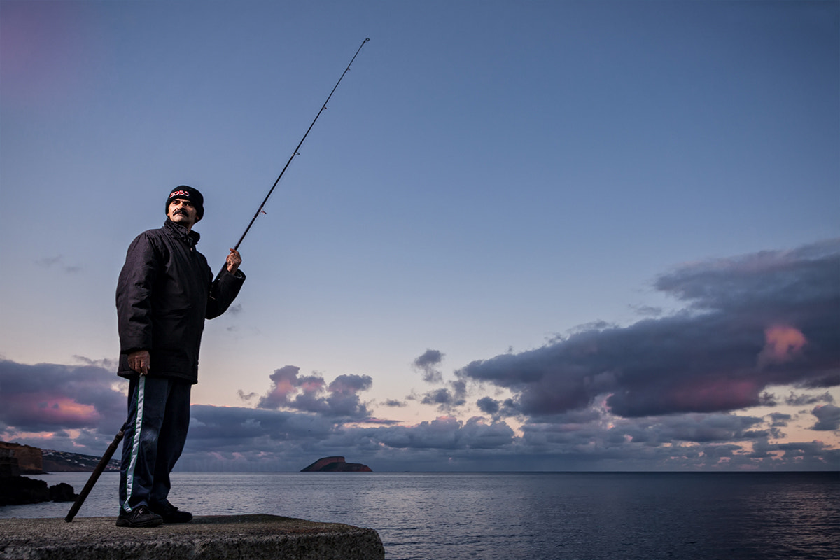 "Photograph ""Azorean fisherman"" by Lino Borges on 500px"