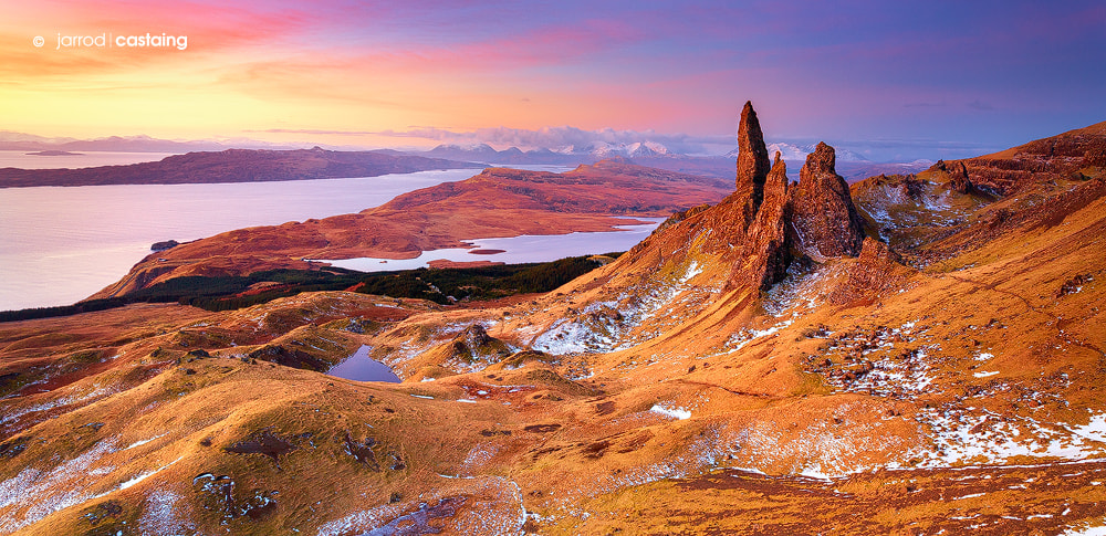 Photograph Old Man of Storr by Jarrod Castaing on 500px
