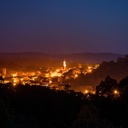 Bolkow at night