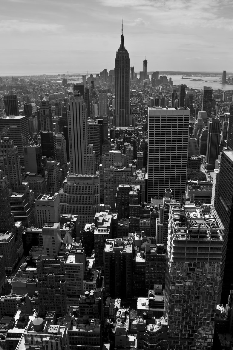 Photograph Top Of the Rock! by Lucía Rmr on 500px