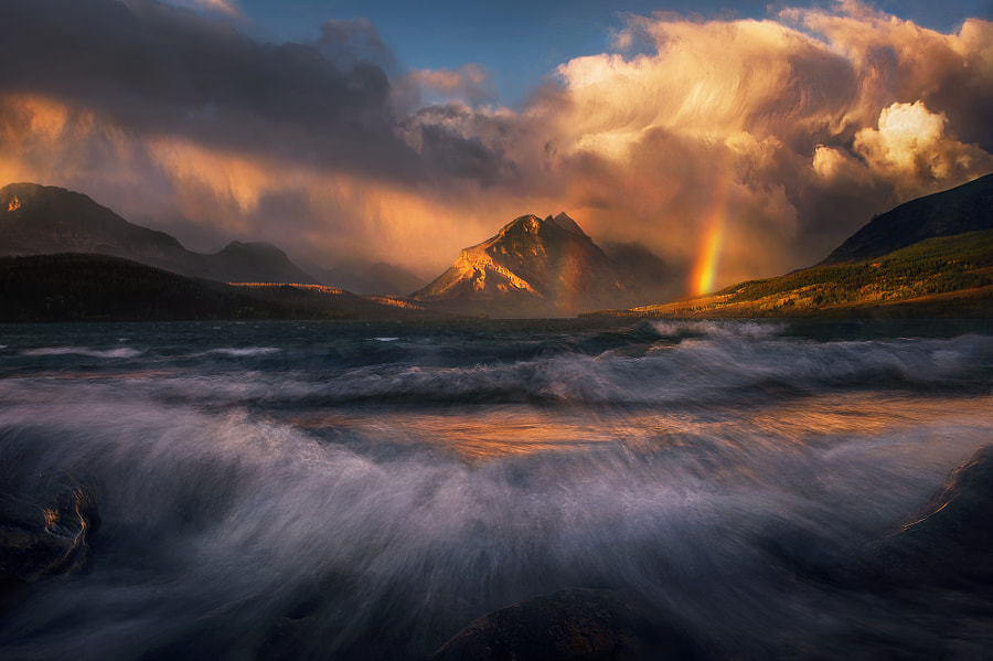 The Mountain Sea by Marc Adamus
