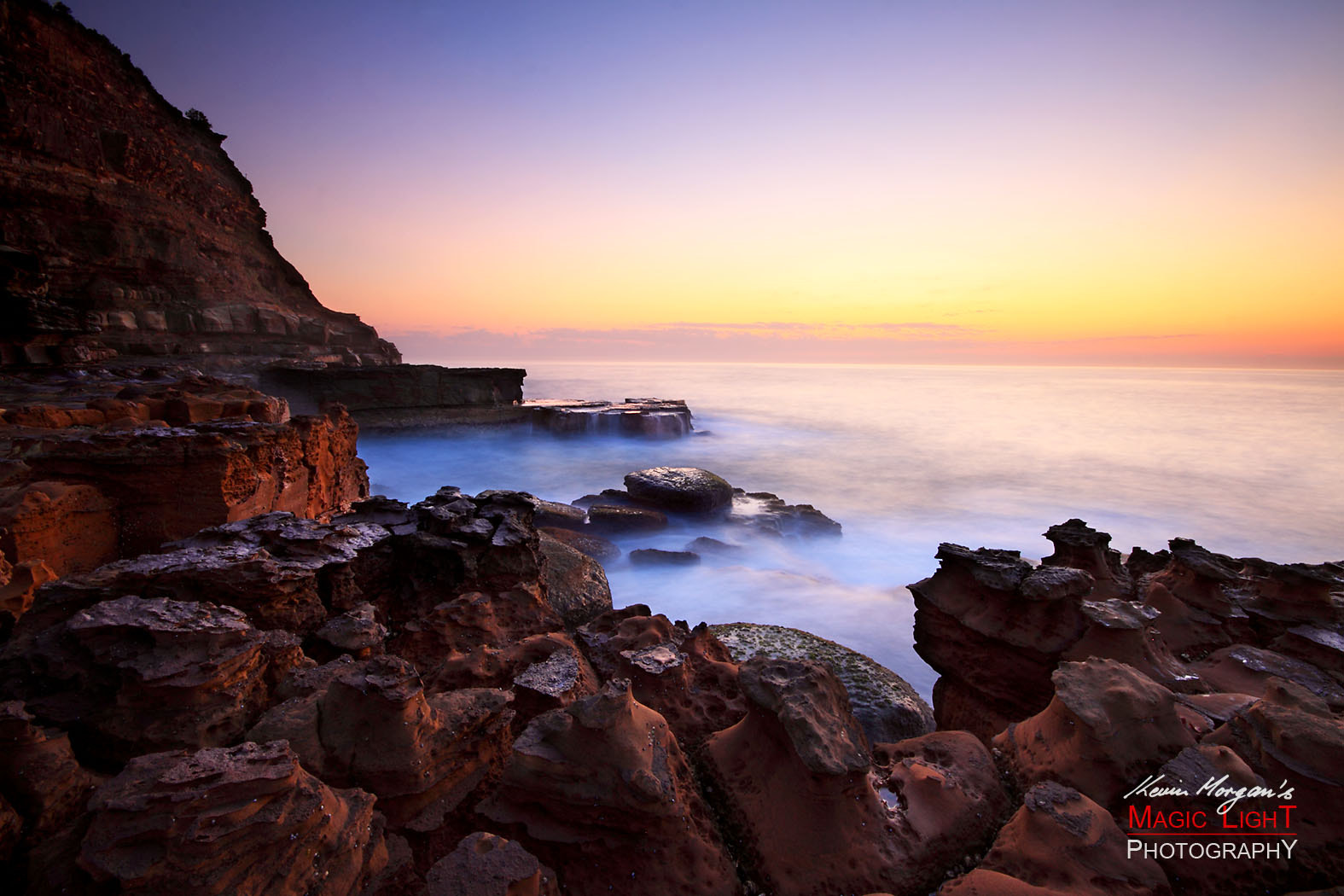 Photograph North Avoca Sunrise #2 by Kevin Morgan on 500px