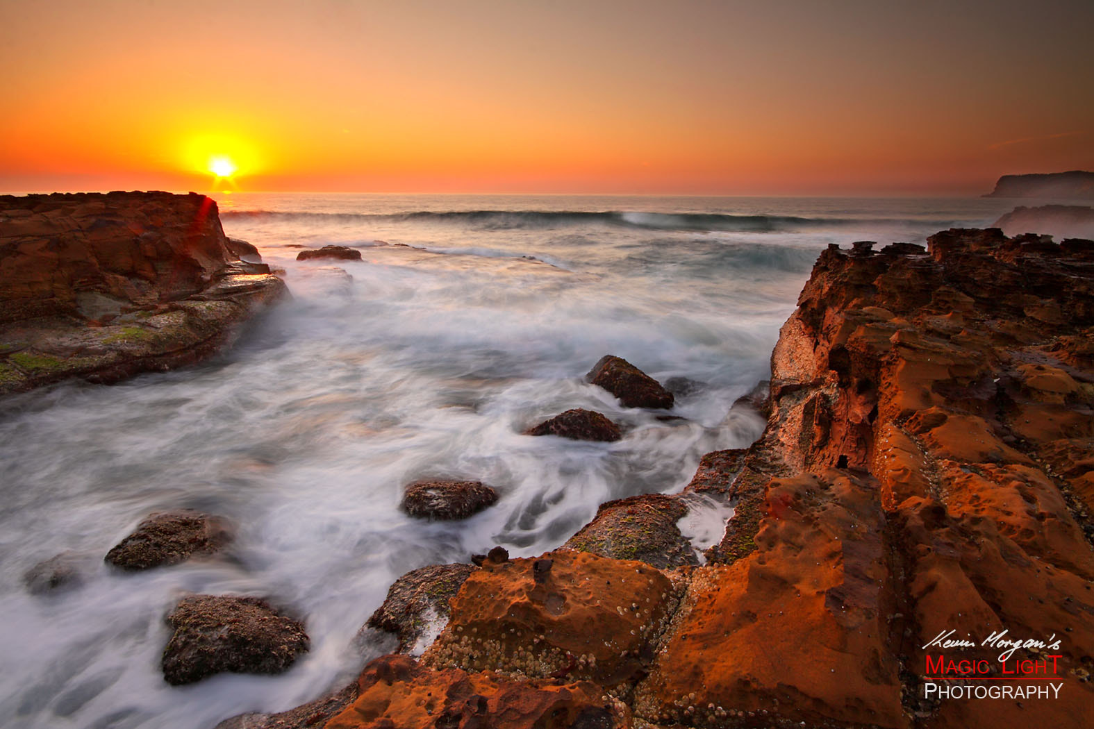 Photograph North Avoca Sunrise #1 by Kevin Morgan on 500px