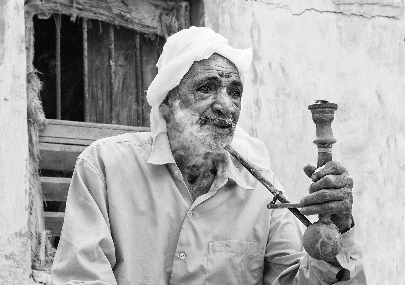 Photograph Smoker by Ahmed Al-Fardan on 500px