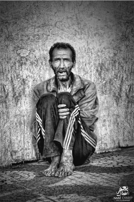 Photograph Le ton de la douleur by Naim Charef on 500px