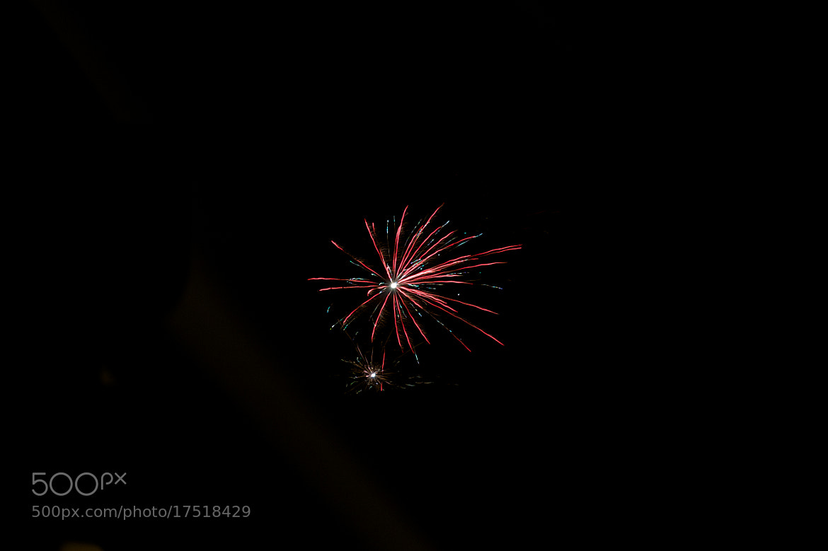 Photograph Fireworks by James Johnson on 500px