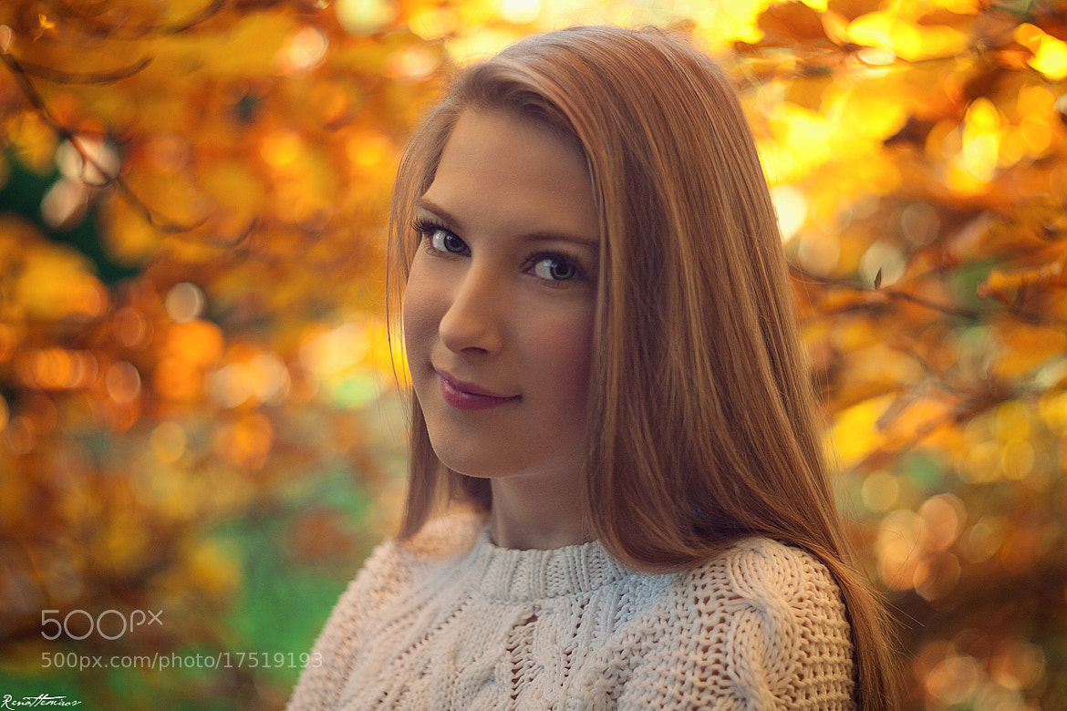 Photograph Nastya by Renat Temirov on 500px