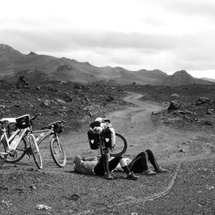 Cycling in Iceland 2015, Nikon COOLPIX S9500