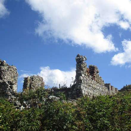 Another ruins of last, Canon IXUS 160