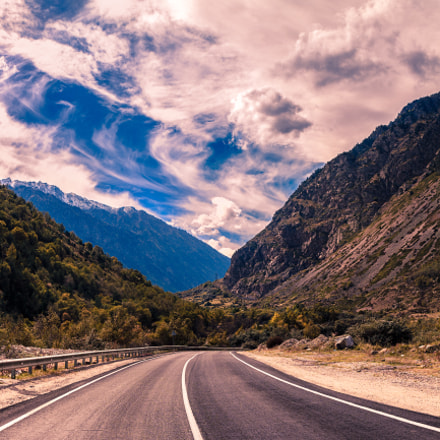 Pano the mountains, Canon EOS 1100D, Canon EF 24mm f/2.8
