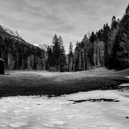 Snow Withdrawal, Canon EOS 60D, Sigma 18-35mm f/1.8 DC HSM