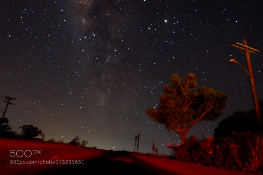 Astrophotography taken at Tagaytay, Philippines