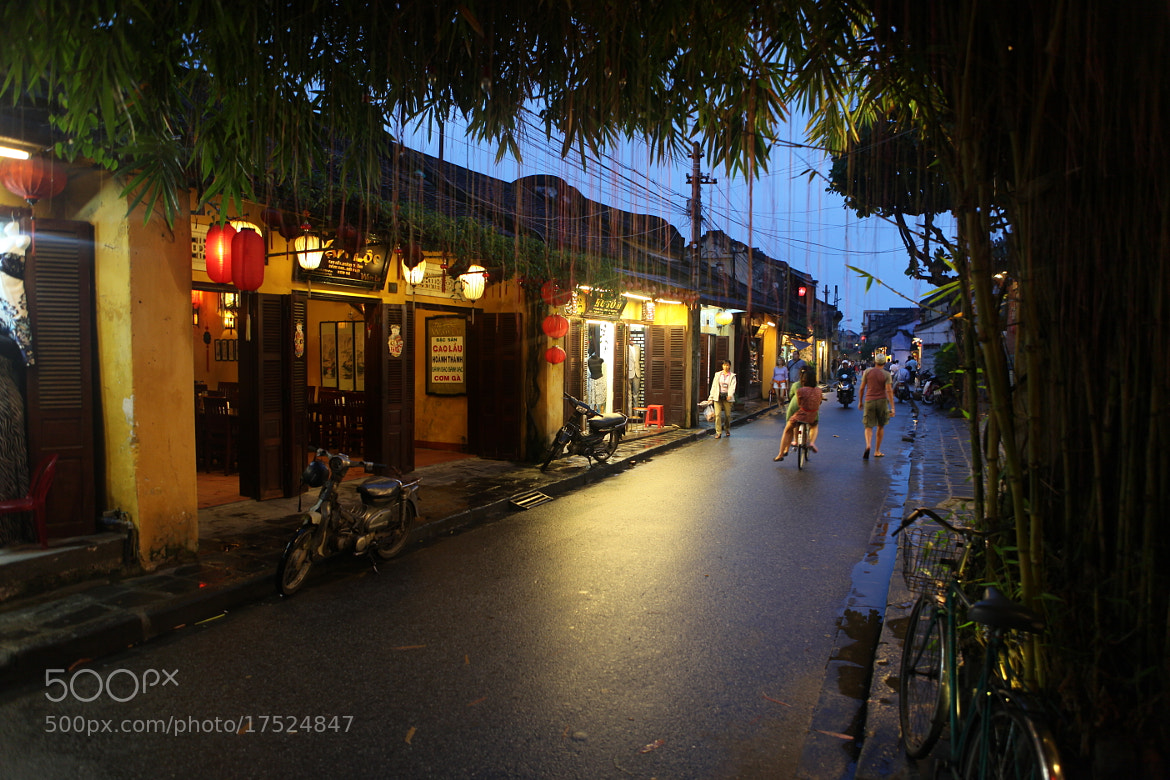 Photograph Hoi An st. by Hoang Phi Phi on 500px