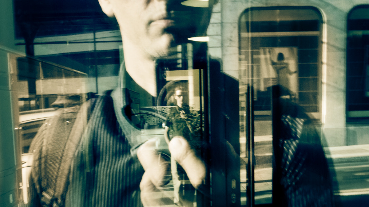 Photograph Self portrait by Martti T on 500px