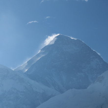 Mount Everest., Canon POWERSHOT G3 X