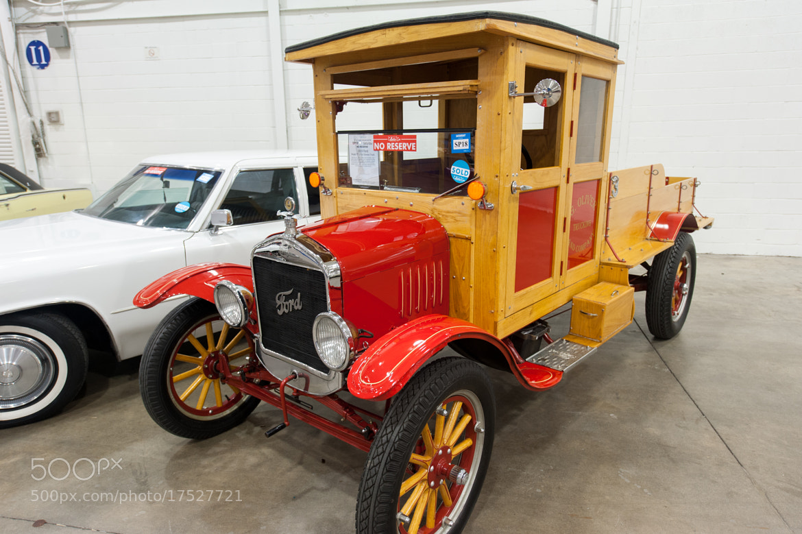 Photograph 1919 Ford Model TT 1-Ton Service Truck by Ali Bahadori on 500px