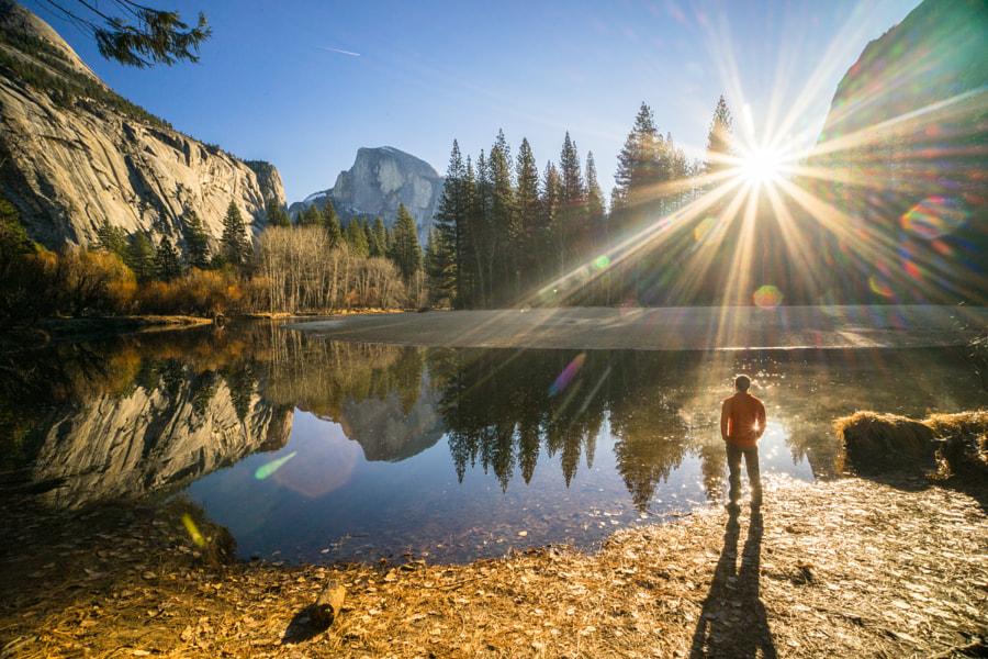Yosemite Sunrise by Chris  Burkard on 500px.com