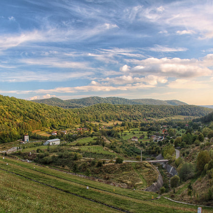 Countryside, Canon EOS 70D, Sigma 18-125mm f/3.8-5.6 DC OS HSM