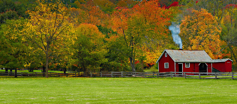 Photograph Hale Farm by Kelly & Robert Walters on 500px