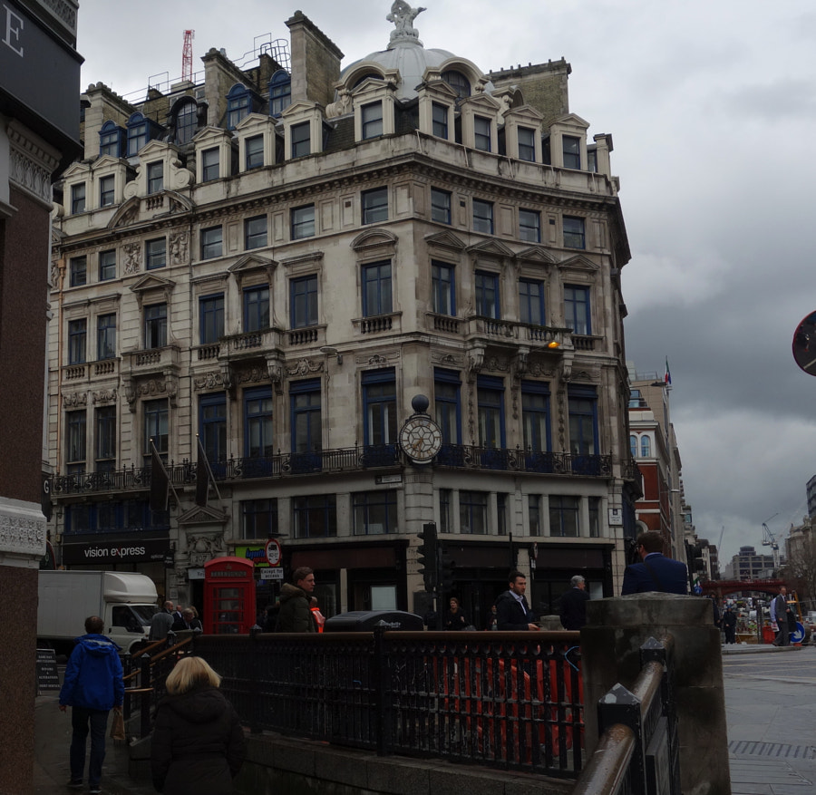 Ludgate Circus, London by Sandra on 500px.com