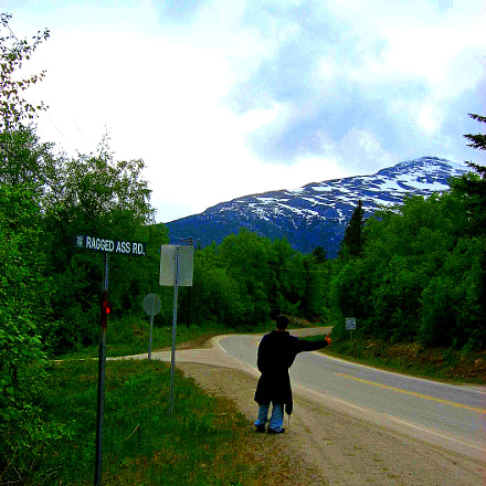 The Hitchhiker, Canon POWERSHOT A540