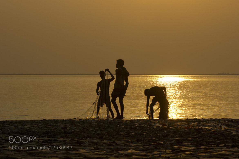 Photograph Fishing... by Ananta Chowdhury on 500px