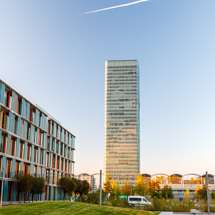 o² Tower Munich, Canon EOS 760D, Canon EF 24-105mm f/4L IS
