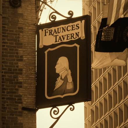 Fraunces Tavern, Fujifilm FinePix T550