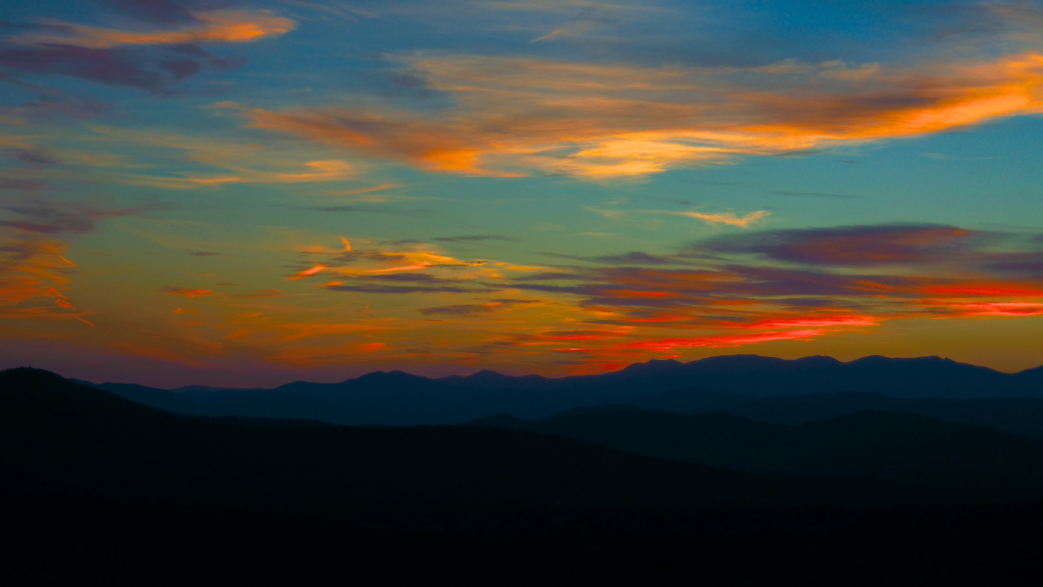 Photograph Beautiful Ending by Joseph Broyles on 500px