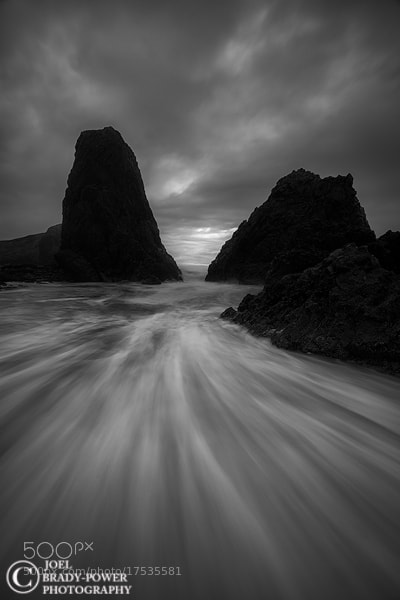 Photograph The Oceans Pull by Joel Brady-Power on 500px