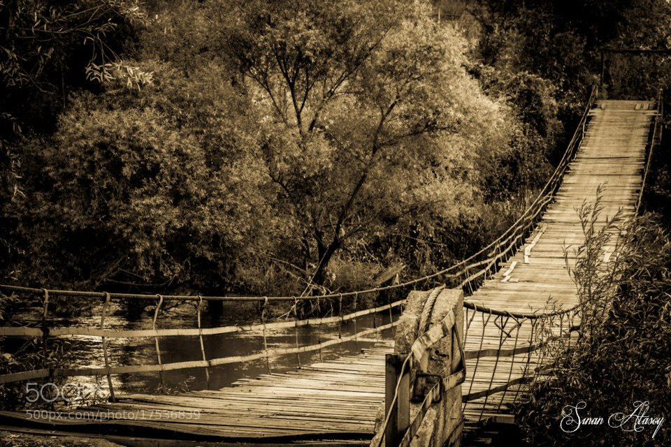 Photograph The Bridge by Sinan Atasoy on 500px